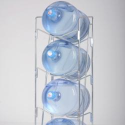18,9 Liter / 5 Gallonen Wasserflaschen-Halter für Wasserspender